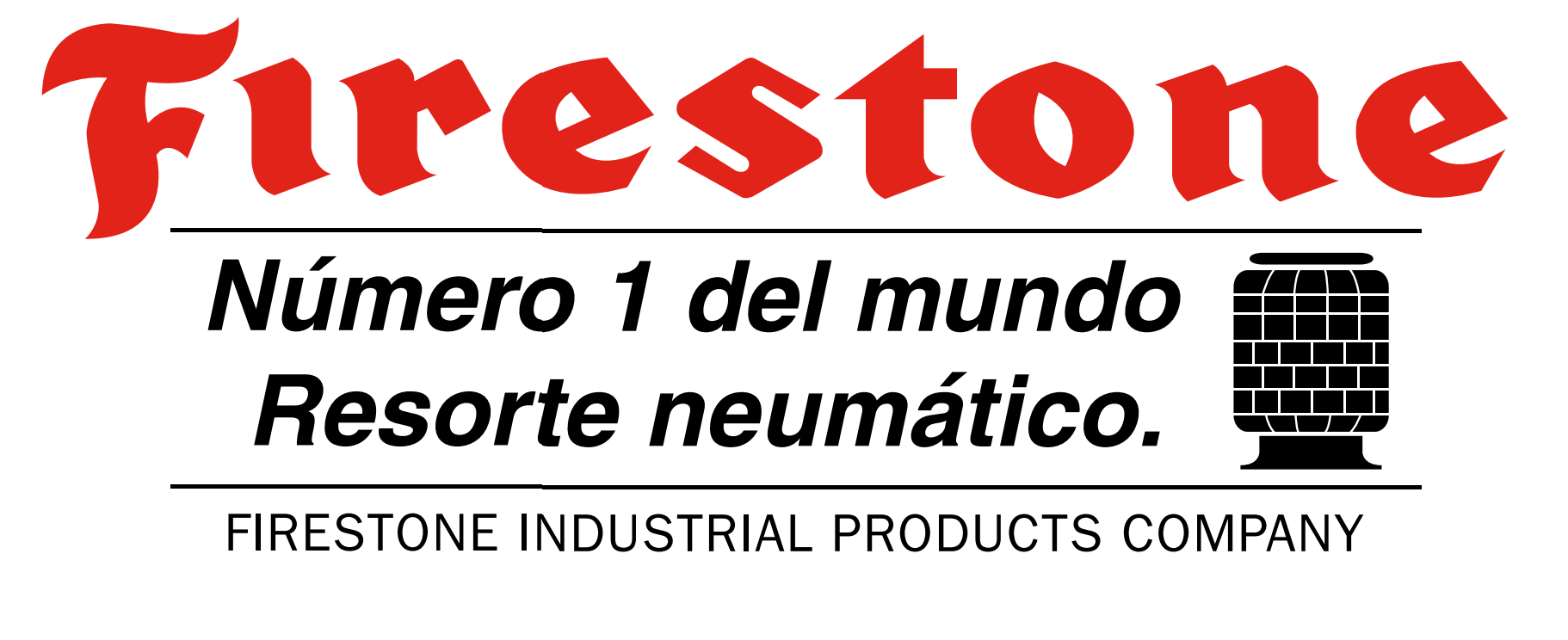 firestone resorte neumático industrial